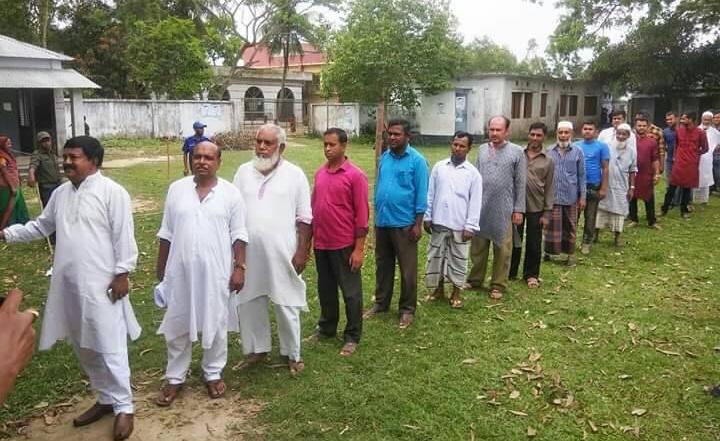 ব্রাহ্মণবাড়িয়ায় উপজেলা নির্বাচনে  বিজয়ী হলেন যারা