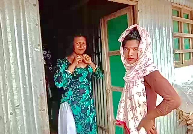 করোনায় সরকারী কোন সহযোগিতা পাইনি আখাউড়ার হিজড়া সম্প্রদায়