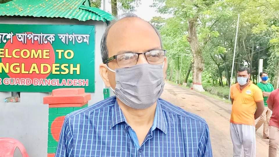 বাংলাদেশীদের ভারতীয় ভিসা দেওয়ার কার্যক্রম শুরু হয়েছে- অনিন্দ্য ব্যানার্জি