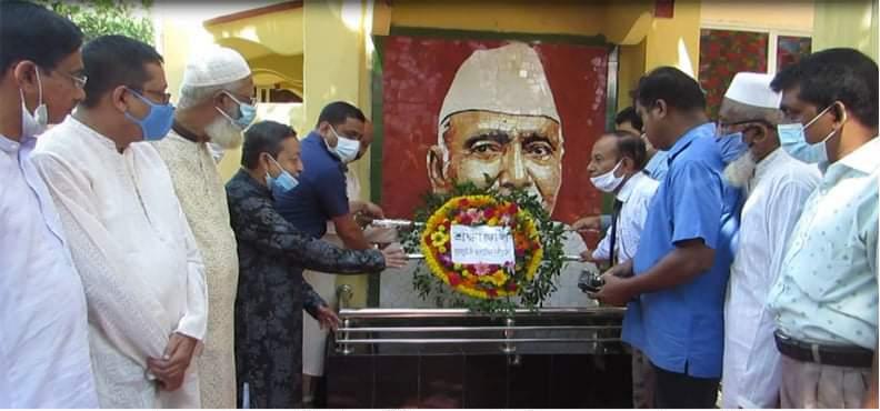 ব্রাহ্মণবাড়িয়ায় ওস্তাদ আলাউদ্দিন খাঁর ৪৯তম মৃত্যুবার্ষিকী পালিত